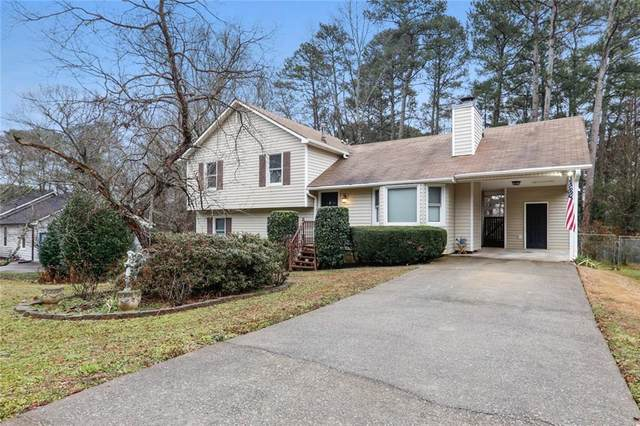 1380 Ashbrook Drive, Lawrenceville, GA 30043 (MLS #6831161) :: Scott Fine Homes at Keller Williams First Atlanta
