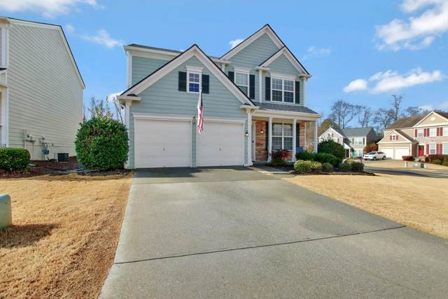 605 Sorrell Way, Woodstock, GA 30188 (MLS #6831175) :: Charlie Ballard Real Estate