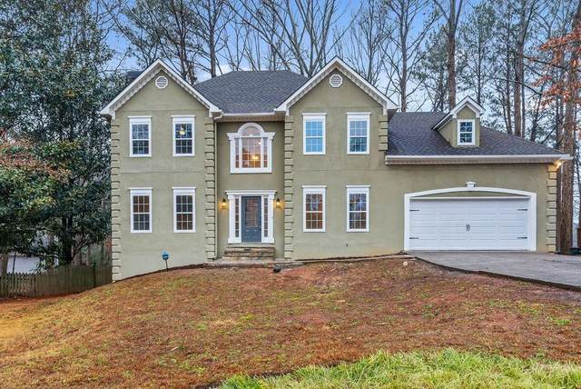 5660 Brookstone Drive NW, Acworth, GA 30101 (MLS #6831182) :: Tonda Booker Real Estate Sales
