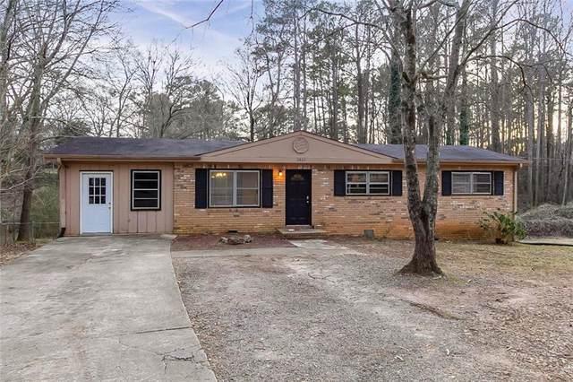 3927 Buck Road, Powder Springs, GA 30127 (MLS #6831192) :: Tonda Booker Real Estate Sales