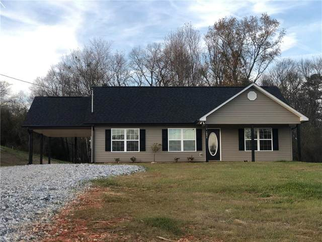 555 Ivy Terrace, Dahlonega, GA 30533 (MLS #6831195) :: Tonda Booker Real Estate Sales