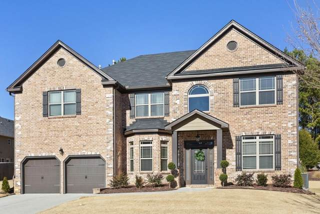 2886 Austin Common Drive, Dacula, GA 30019 (MLS #6831202) :: Scott Fine Homes at Keller Williams First Atlanta