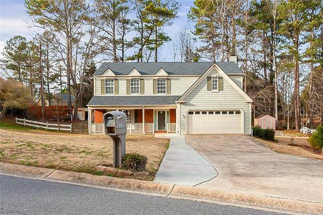 2201 Hollywood Drive, Lawrenceville, GA 30044 (MLS #6831206) :: The Heyl Group at Keller Williams