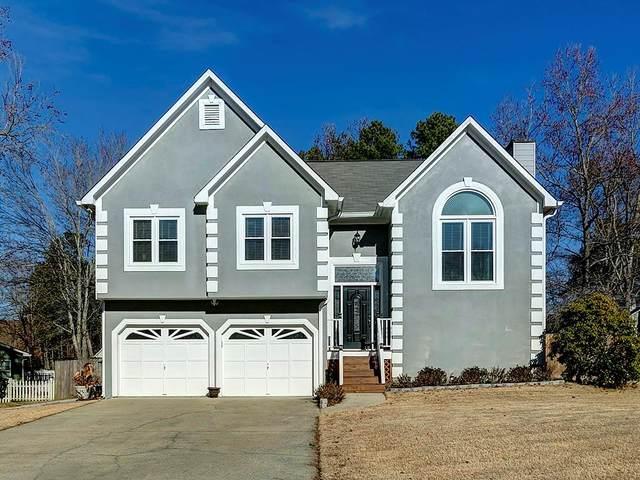 3386 Conley Downs Drive, Powder Springs, GA 30127 (MLS #6831215) :: Path & Post Real Estate