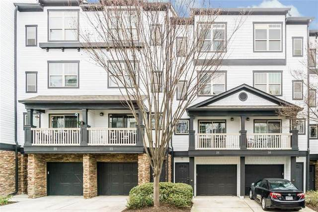 221 Semel Circle NW #270, Atlanta, GA 30309 (MLS #6831242) :: The North Georgia Group