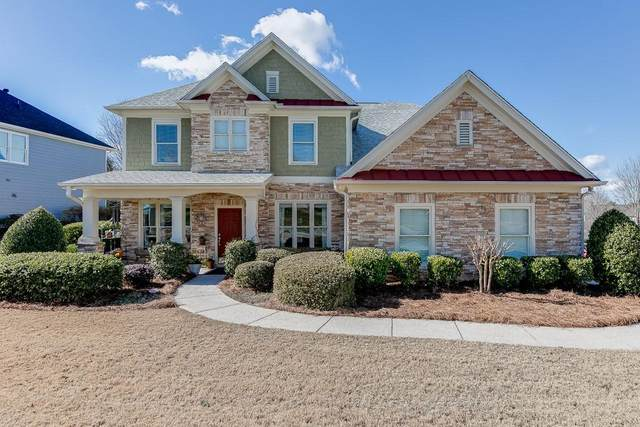 7403 Switchback Lane, Flowery Branch, GA 30542 (MLS #6831247) :: The Justin Landis Group