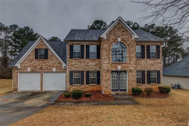 12521 Lakeside Parkway, Fayetteville, GA 30215 (MLS #6831251) :: North Atlanta Home Team