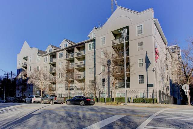 1074 Peachtree Walk NE B320, Atlanta, GA 30309 (MLS #6831256) :: KELLY+CO