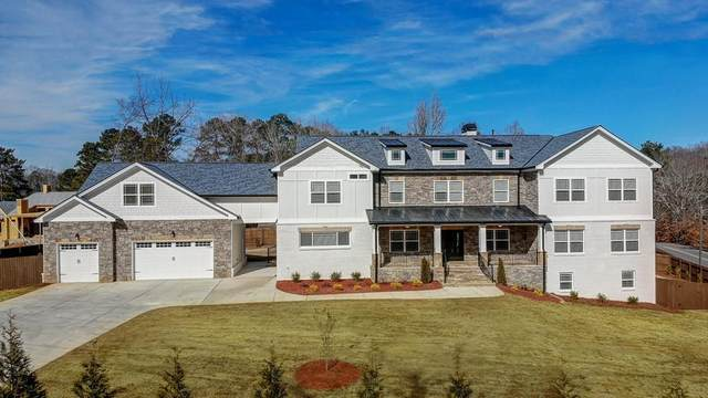 3171 Sewell Mill Road, Marietta, GA 30062 (MLS #6831304) :: North Atlanta Home Team