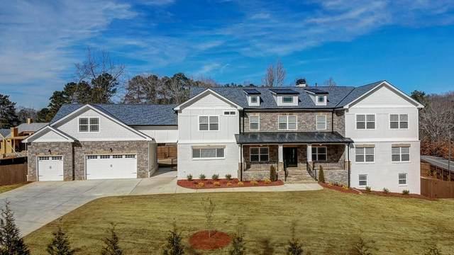 3171 Sewell Mill Road, Marietta, GA 30062 (MLS #6831304) :: Tonda Booker Real Estate Sales