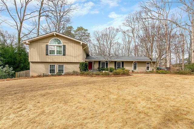 4094 Candler Lake Court NE, Brookhaven, GA 30319 (MLS #6831311) :: Scott Fine Homes at Keller Williams First Atlanta