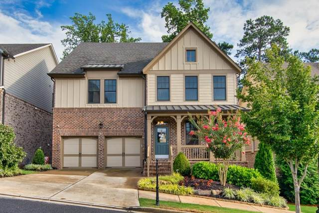 2614 Kentwood Lane, Alpharetta, GA 30009 (MLS #6831312) :: Scott Fine Homes at Keller Williams First Atlanta