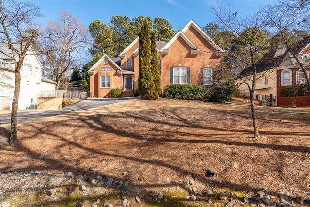 350 Amberbrook Circle, Grayson, GA 30017 (MLS #6831320) :: North Atlanta Home Team