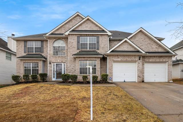 2793 Elkmont Ridge SW, Atlanta, GA 30331 (MLS #6831330) :: North Atlanta Home Team