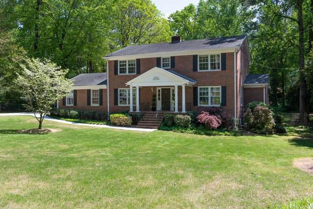 561 Dalrymple Road, Sandy Springs, GA 30328 (MLS #6831349) :: Scott Fine Homes at Keller Williams First Atlanta