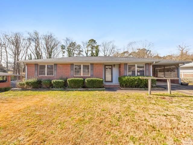 6919 Cherry Circle, Lithia Springs, GA 30122 (MLS #6831353) :: North Atlanta Home Team