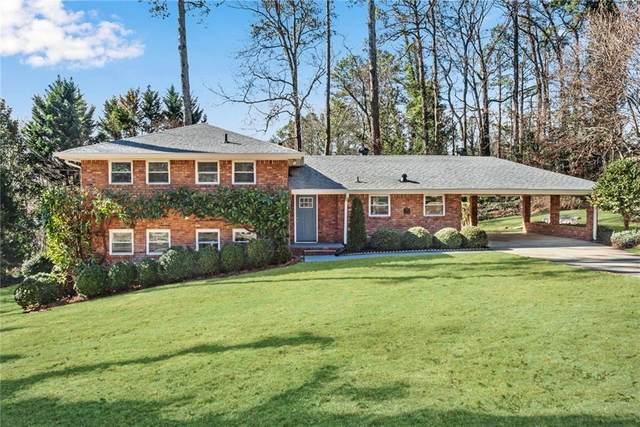 1510 Forest Lane SE, Marietta, GA 30067 (MLS #6831396) :: North Atlanta Home Team