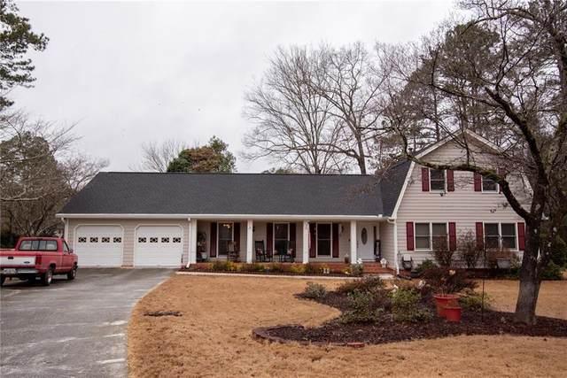 796 Sugar Creek Trail, Conyers, GA 30094 (MLS #6831425) :: North Atlanta Home Team