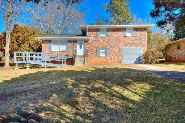 973 Pine Roc Drive, Stone Mountain, GA 30083 (MLS #6831441) :: North Atlanta Home Team