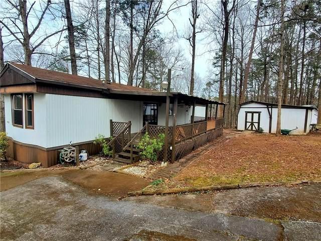1586 High Sierra Drive, Lawrenceville, GA 30043 (MLS #6831452) :: Tonda Booker Real Estate Sales