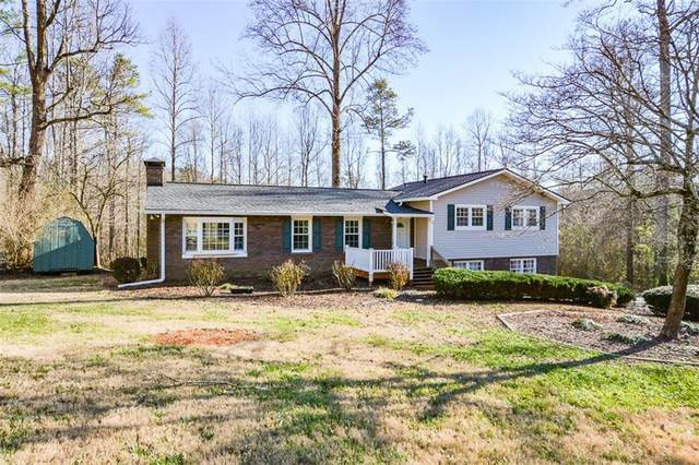 157 Chickasaw Run, Woodstock, GA 30188 (MLS #6831453) :: Maria Sims Group