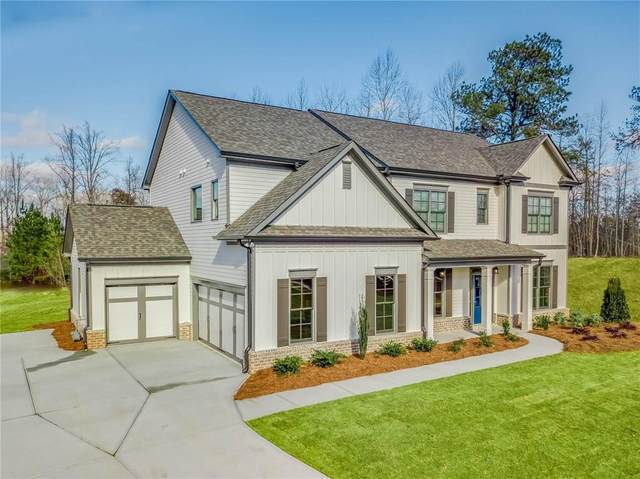 6615 Serene Way, Dawsonville, GA 30534 (MLS #6831456) :: North Atlanta Home Team