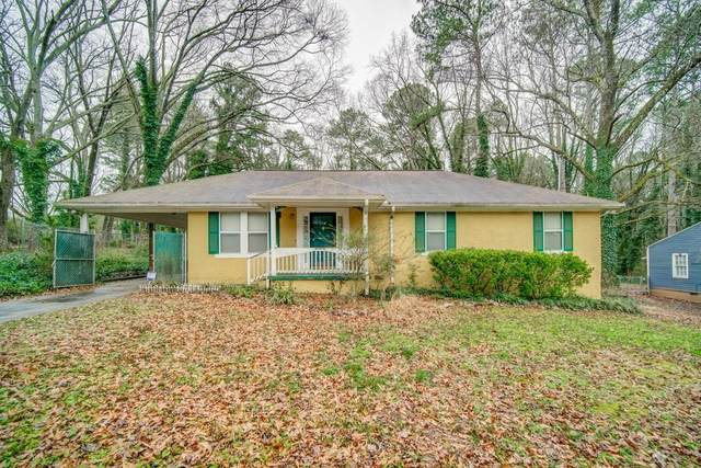 1714 Beechwood Boulevard SW, Atlanta, GA 30311 (MLS #6831470) :: The Cowan Connection Team