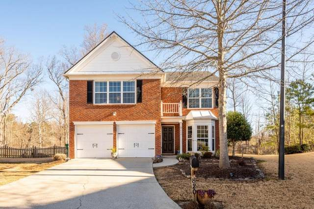 820 Plaintain Drive, Woodstock, GA 30188 (MLS #6831482) :: Maria Sims Group