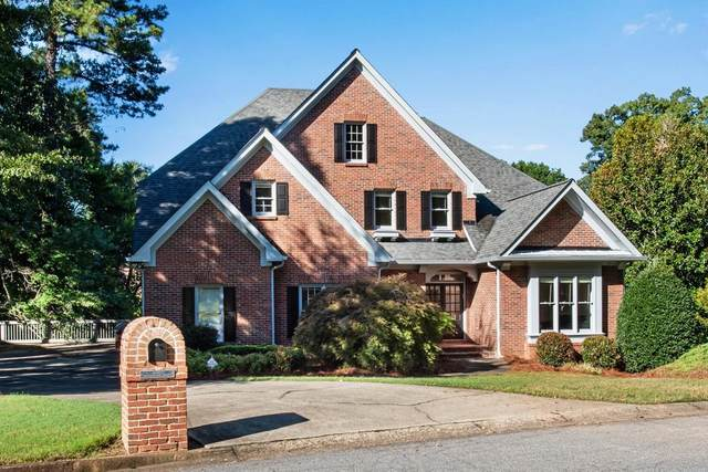 4790 Broxbourne Drive, Marietta, GA 30068 (MLS #6831489) :: North Atlanta Home Team