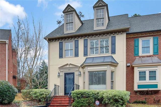 155 Brantley Road, Sandy Springs, GA 30350 (MLS #6831494) :: RE/MAX Prestige