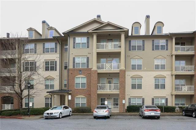 4805 W Village Way #1107, Smyrna, GA 30080 (MLS #6831520) :: Path & Post Real Estate