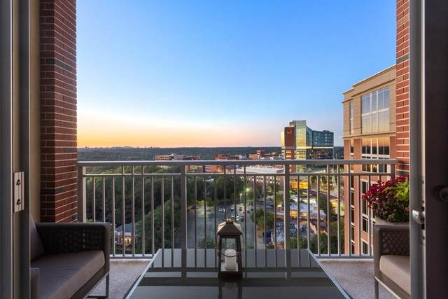 1820 Peachtree Street NW #1611, Atlanta, GA 30309 (MLS #6831546) :: The Zac Team @ RE/MAX Metro Atlanta