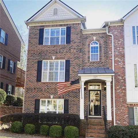 1429 Ferocity Ridge Way NW #12, Kennesaw, GA 30152 (MLS #6831550) :: North Atlanta Home Team