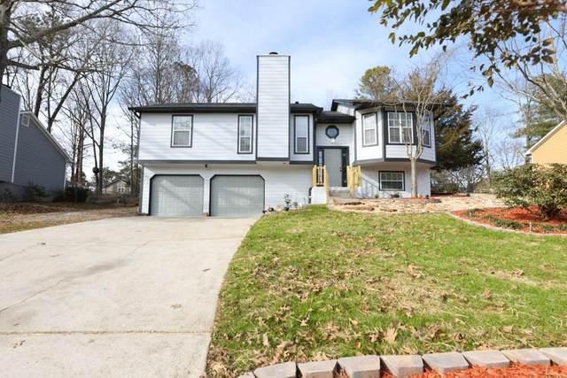 1981 Rocky Mill Drive, Lawrenceville, GA 30044 (MLS #6831561) :: Tonda Booker Real Estate Sales