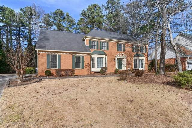1125 Pine Bloom Drive, Roswell, GA 30076 (MLS #6831580) :: Compass Georgia LLC