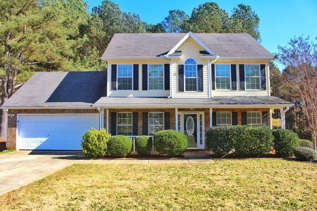 125 Oak Hill Drive, Covington, GA 30016 (MLS #6831596) :: North Atlanta Home Team