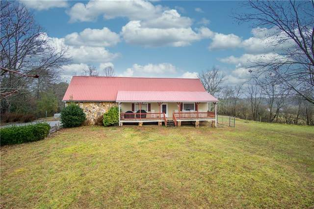 8375 Highway 136 W, Talking Rock, GA 30175 (MLS #6831603) :: Path & Post Real Estate