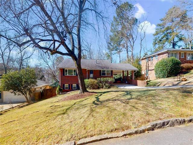 1937 Timothy Drive NE, Atlanta, GA 30329 (MLS #6831613) :: North Atlanta Home Team