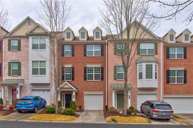 5240 Wellsley Bend, Alpharetta, GA 30005 (MLS #6831618) :: Compass Georgia LLC