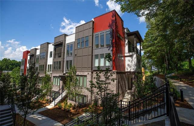 408 Pratt Drive #1203, Atlanta, GA 30315 (MLS #6831639) :: The North Georgia Group