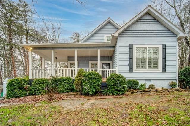 95 Sable Court, Jasper, GA 30143 (MLS #6831643) :: Tonda Booker Real Estate Sales