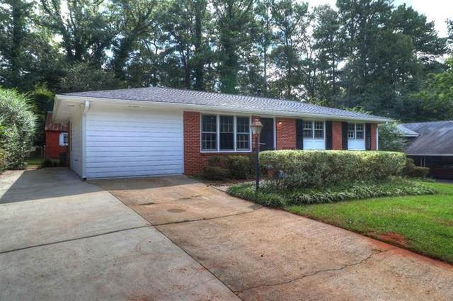 1112 Dove Valley Road, Decatur, GA 30032 (MLS #6831665) :: The Zac Team @ RE/MAX Metro Atlanta