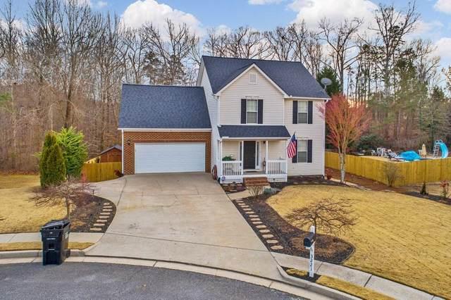 3221 Milstead Walk Way, Buford, GA 30519 (MLS #6831680) :: North Atlanta Home Team