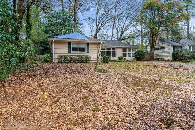 4260 Rickenbacker Way NE, Atlanta, GA 30342 (MLS #6831681) :: RE/MAX Paramount Properties