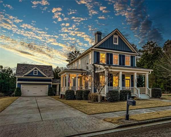 920 Clubside Drive, Monroe, GA 30655 (MLS #6831685) :: North Atlanta Home Team