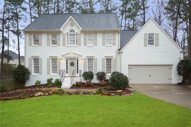 1468 Salem Drive, Alpharetta, GA 30009 (MLS #6831696) :: The Realty Queen & Team