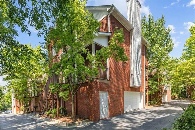 823 Saint Charles Avenue NE #6, Atlanta, GA 30306 (MLS #6831713) :: The Hinsons - Mike Hinson & Harriet Hinson