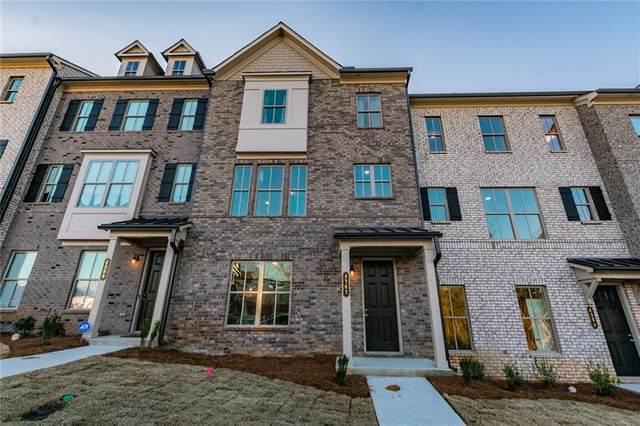 2510 Great Silver Fir Alley #126, Doraville, GA 30360 (MLS #6831735) :: City Lights Team | Compass