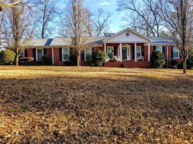 4023 Ridge Road SE, Smyrna, GA 30080 (MLS #6831751) :: The Cowan Connection Team