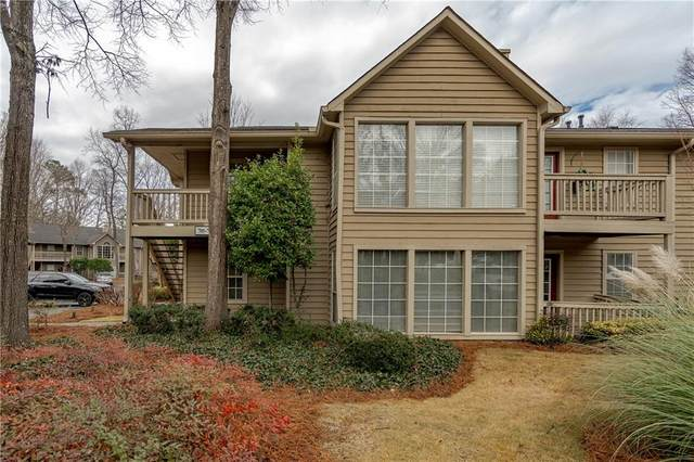 705 Country Park Drive SE #7, Smyrna, GA 30080 (MLS #6831794) :: The Cowan Connection Team